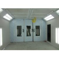 Professional Woodworking Furniture Spray Booth Equipment Environmentally Friendly
