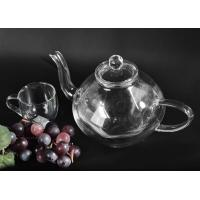 Wholesale Hand Made Heat Resistance double wall insulated cup and Teapot , Healthy from china suppliers