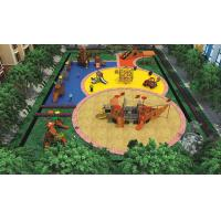 Wholesale Large Size Childrens Outdoor Playset High Strength Material Physical Training Facilities from china suppliers