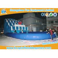 Wholesale Octopus Commercial Inflatable Slide With Pool , Water Slide Obstacle Course For Rent from china suppliers