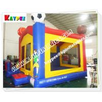 Wholesale Hot Sell Inflatable Sports bouncer,standard bouncy castle from china suppliers