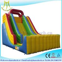 Wholesale Hansel 2017 hot selling PVC outdoor play area blow up inflatables from china suppliers