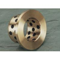 Wholesale Hydraulic Cylinder Cast Bronze Bearings / Casting Solid Lubricant Bearings from china suppliers