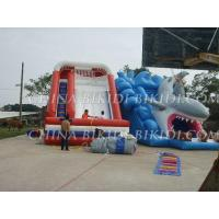 Buy cheap Inflatable Slides, Shark Water Slide, Inflatable Supplier from wholesalers
