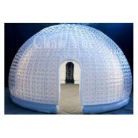 Wholesale Inflatable Bubble Tent With Transparent PVC Tarpaulin(CY-M2730) from china suppliers
