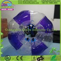 China Inflatable Bumper Ball Inflatable Body Ball Football suit soccer ball suit on sale