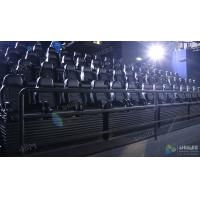 Buy cheap Exciting 3 DOF Motion Chair 5D Movie Theater For Playground Center from wholesalers