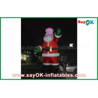 Wholesale Inflatable Inflatable Air Dancer Festeval Decoration Santa Claus Red Color For Event from china suppliers