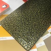 Wholesale Art Textured Powder Coat Antique Electrostatic Epoxy Polyester Powder Coating from china suppliers