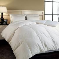 Wholesale Warmth Hotel Bedding Duvet 80% Goose Feather And 20% Goose Down from china suppliers