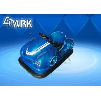 Wholesale Outdoor Adults Kids Drifting Bumper Car Battery Operated Dodgem Blue Color from china suppliers