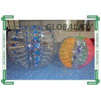 Wholesale TPU Colorful big hamster ball for humans Bubble Football Suit from china suppliers