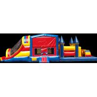 Wholesale 45' Obstacle Course dry, inflatable Obstacle Course with CE.UL from china suppliers