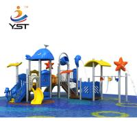 China Outside Water Entertainment Equipment  , Commercial Water Slide Equipment on sale