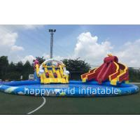 Wholesale Aquaglide 35 , inflatable water sport , giant inflatable water park , inflatable aqua park from china suppliers