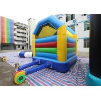 Wholesale Colorful Simple Inflatable Bounce House / Kids Bouncy Castle from china suppliers
