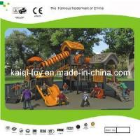 Wholesale Nice Looking Nature Series Outdoor Playground Equipment (KQ10142A) from china suppliers