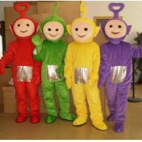 Wholesale NO.2898 Adult party yellow fish costumes from china suppliers