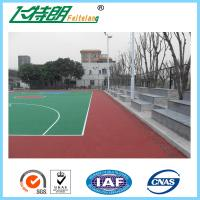 Wholesale Badminton Sports Court Tiles Outdoor Gym Flooring Against Cigarette Burns from china suppliers