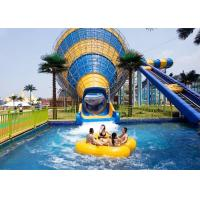 Wholesale Anti - Fade Big Tornado Vortex Water Slide Corrosion Resistance Fiberglass from china suppliers