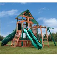 Wholesale Amusement Park Wooden Playground Equipment from china suppliers