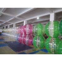 Wholesale Inflatable Bumper Ball, Human Body Football Race Bubble Giga Zorb Bola from china suppliers