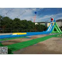 Wholesale Commercial Big Shark Inflatable Backyard Water Slide For Beach from china suppliers