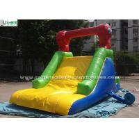 Wholesale Custom Made Indoor Mini Commercial Inflatable Slides / Caterpillar Inflatable for Pool from china suppliers