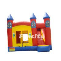 Wholesale Waterproof Plato PVC Tarpaulin kids Inflatable Jumping Castle from china suppliers