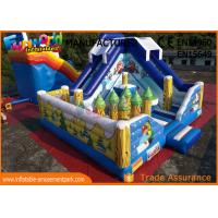 Wholesale Kids Inflatable Castle Jumping Bouncer / Commercial Bouncy Castle from china suppliers