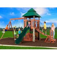 Wholesale Wooden outdoor Amusement Equipment from china suppliers
