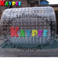 Buy cheap Transparent water roller ball water game Aqua fun park water zone KZB003 from wholesalers