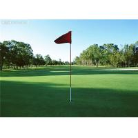 Wholesale Wear Resistant Fake Golf Grass , Color Stable Artificial Putting Green Turf from china suppliers