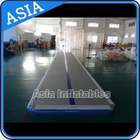 China 12mL Airtight Inflatable Gym Air Track For Exercise Equipment on sale