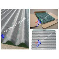 PMD Completely Replacement Shaker Screen , Oil Vibrating Sieving Mesh