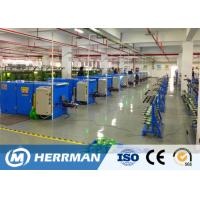 Wholesale High Production Automatic Wire Twisting Machine , Wire Buncher Machine For Data Cable from china suppliers