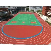 Quality High Strenth EPDM Running Track Environmental Friendly Tear Resist for sale