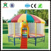 Wholesale Chtistmas Present Trampoline China Popular Trampoline With Carton Door from china suppliers
