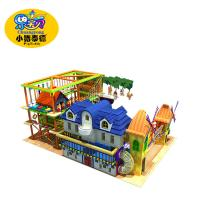 Wholesale Big Capacity Ninja Obstacle Course Equipment Safe Commercial Fire Resistance from china suppliers