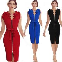Wholesale Latest Business Office Dress For Women from china suppliers