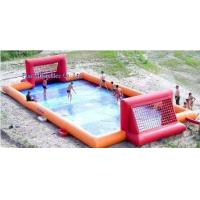 Buy cheap Inflatable Football Court(Various Sizes,Designs) from wholesalers