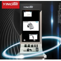 Buy cheap Yingmi Shopping Interactive Showcase Interactive Store Displays Customized Color from wholesalers
