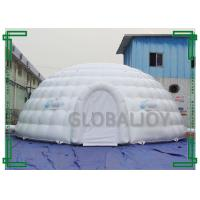 Wholesale Outdoor giant luxury inflatable PVC dome /party dome tent for sale from china suppliers