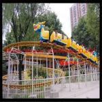 Wholesale Amusement park games roller coaster ride amusement manufacturer sliding dragon from china suppliers