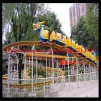 Wholesale Amusement park games roller coaster ride amusement manufacturer sliding dragon from china suppliers