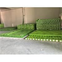 Wholesale Reinforced PPR Fiberglass Composite Pipe Green Color With Hot Melting Connection from china suppliers