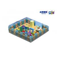 China Customized Toddler Handmade Playground Equipment For Stimulated Children'S Curiosity on sale