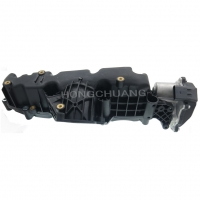 Buy cheap 03L129711AG 03L129086 03L 129 711 AG Engine Intake Manifold from wholesalers