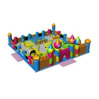Wholesale Customized Waterproof 1000D Tarpaulin Inflatable Theme Park from china suppliers