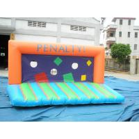 Wholesale inflatable sport game,inflatable football goal for sale SPG002 from china suppliers